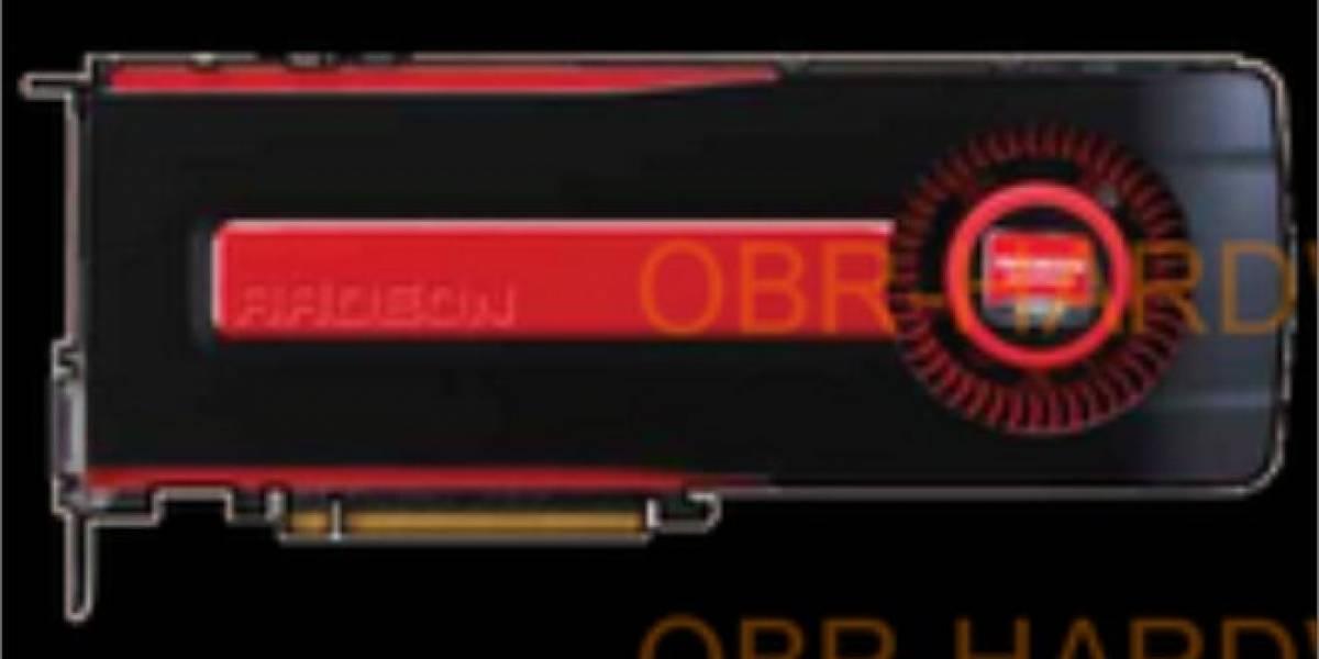 Especificaciones del GPU AMD Radeon HD 7970 filtradas