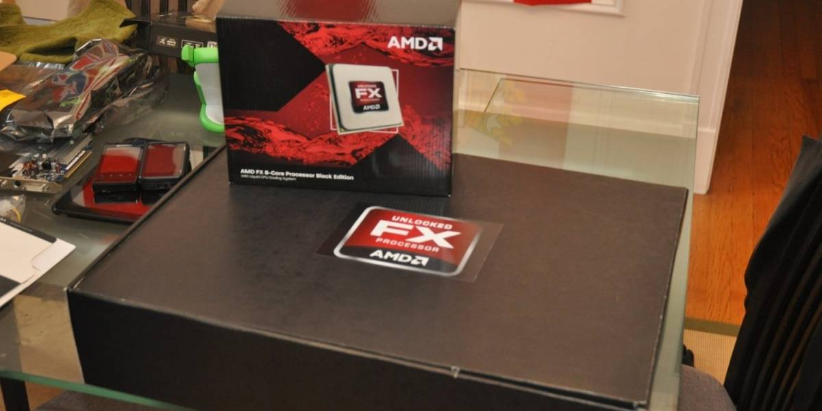AMD FX-8150 Review en Linux Parte 1