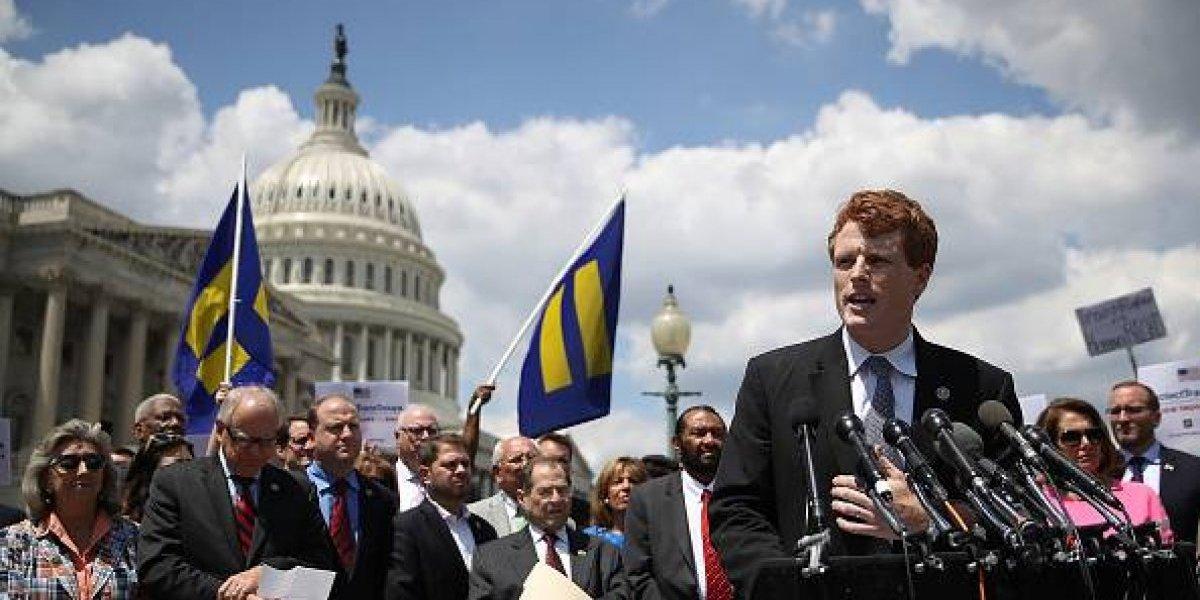Discurso del estado de la Unión: Un idealista y poeta del clan Kennedy le responderá a Trump