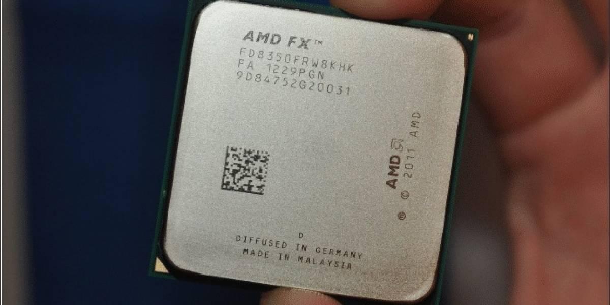 CPU AMD FX-8350 probado en Linux