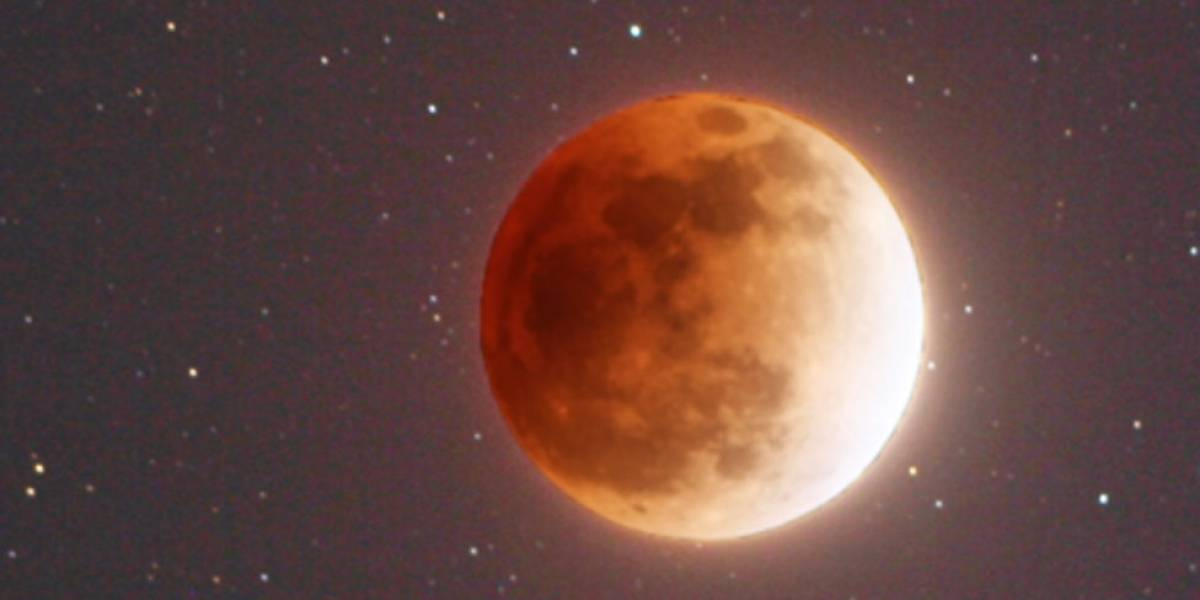 """Como vai ser o raro eclipse de """"superlua azul de sangue"""" em 31 de janeiro"""