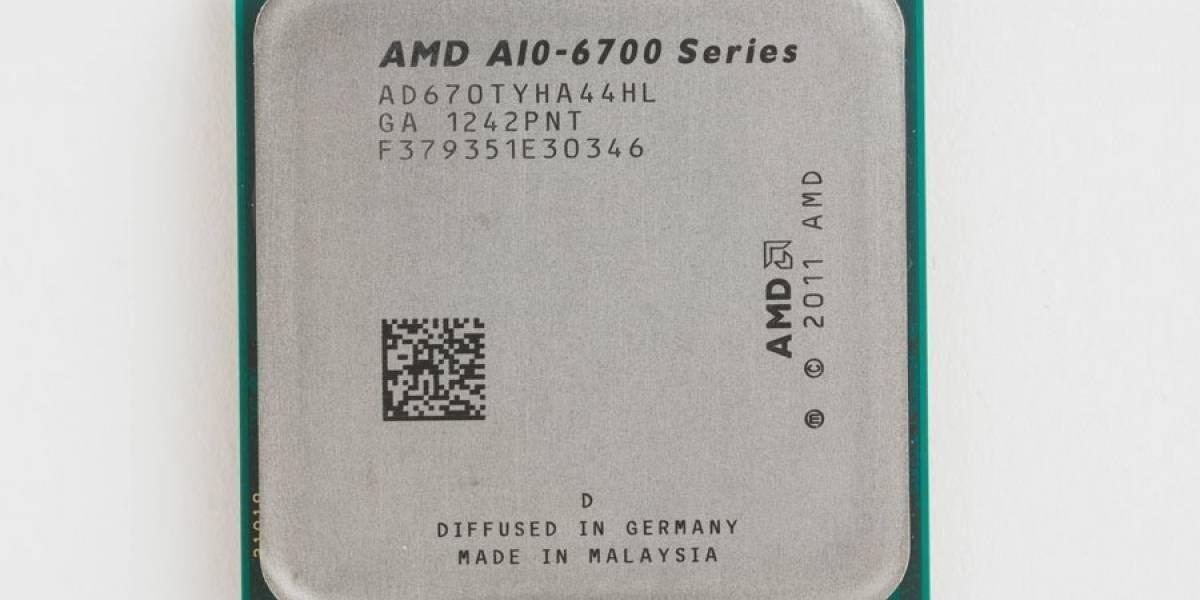 "APU AMD A10-6700T ""Richland-DT"" a prueba"