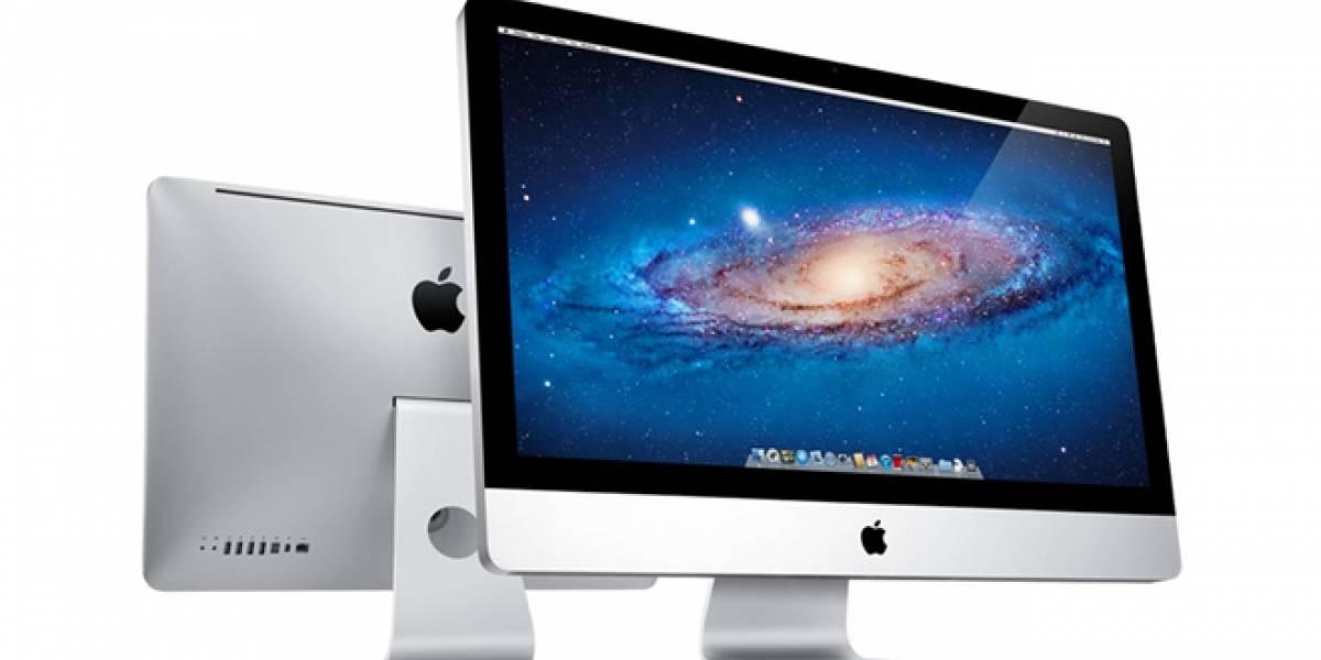 Apple vendió un tercio de los PCs todo-en-uno durante los últimos tres meses