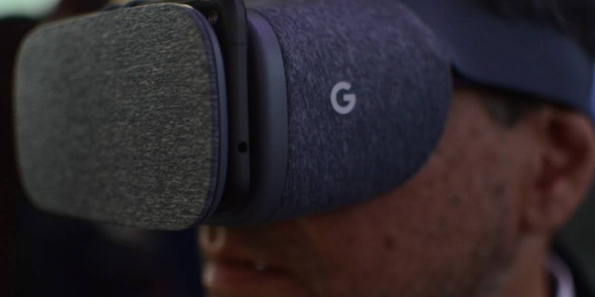Daydream View de Google, disponible desde el 10 de noviembre