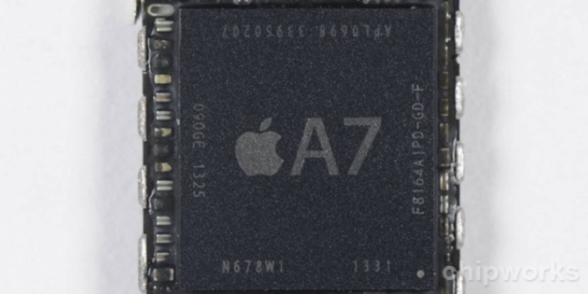 "Conoce al SoC Apple A7 ""Cyclone"""