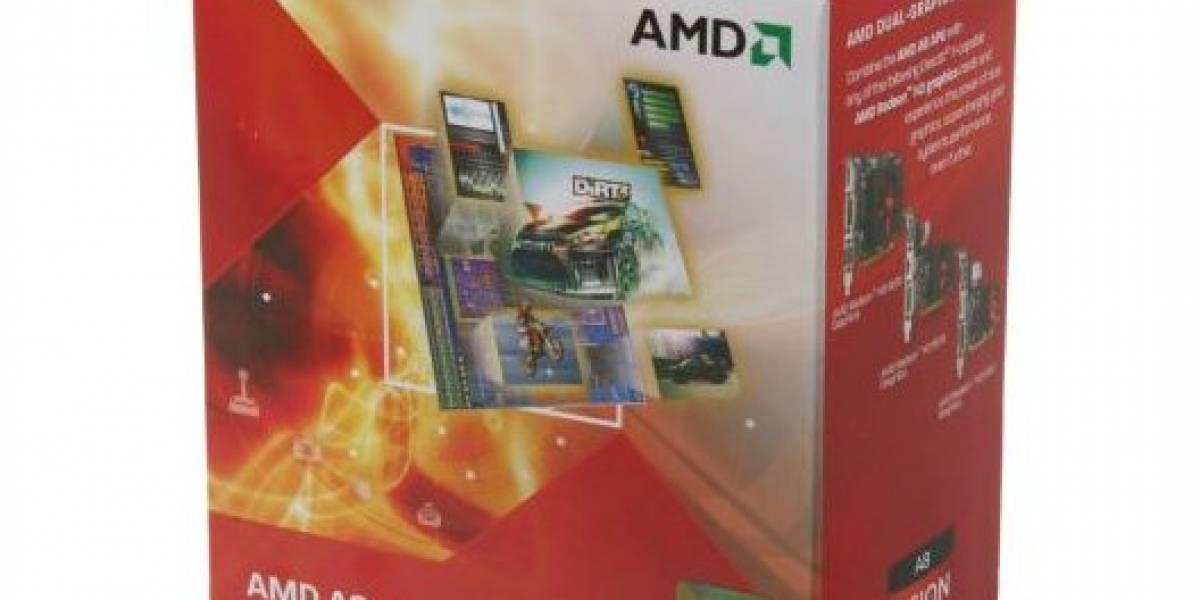"""AMD APU A8-3870 """"Black Edition"""" a fines de año"""