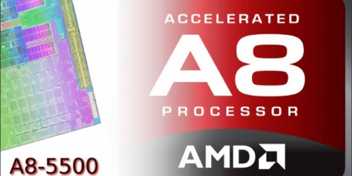 "APU AMD A8-5500 ""Trinity"" a prueba"