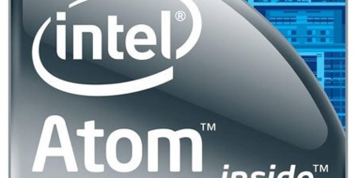 Intel dice que futuros CPU Atom serán más rápidos que un Phenom II