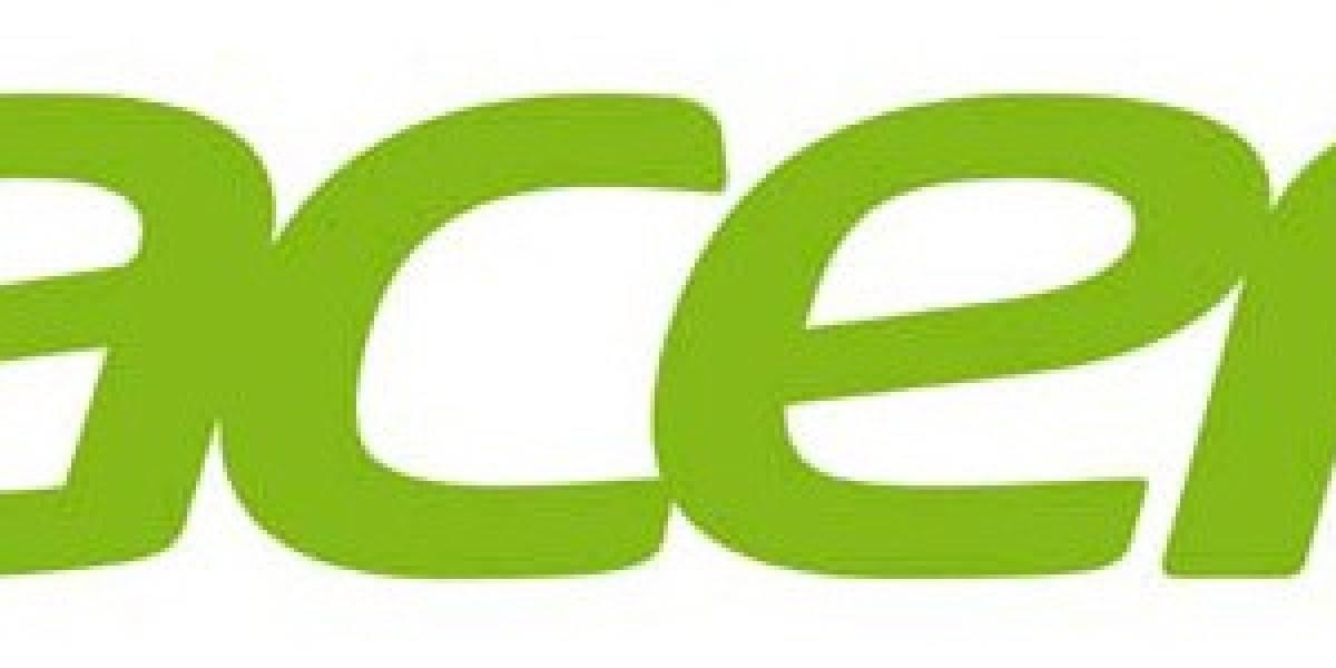 Resultados financieros de Acer revelan fuerte caída y pérdidas exageradas