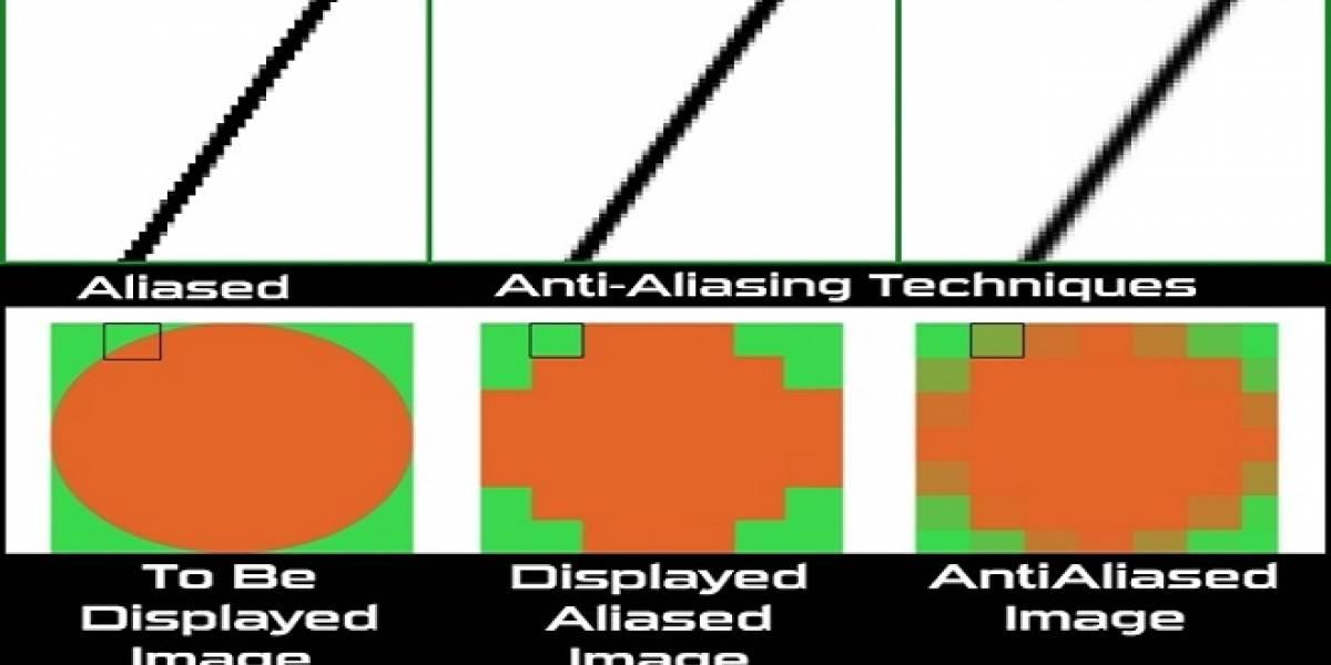Siete métodos de alisado (Anti-Aliasing) a prueba