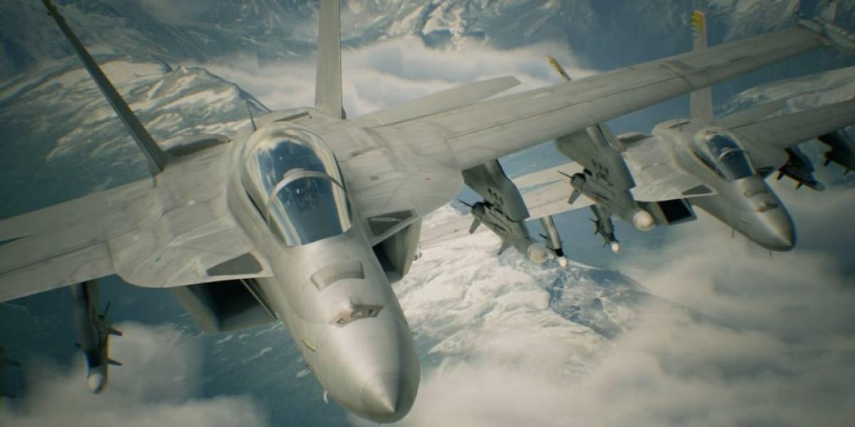 Ace Combat 7 podría llegar también a Xbox One