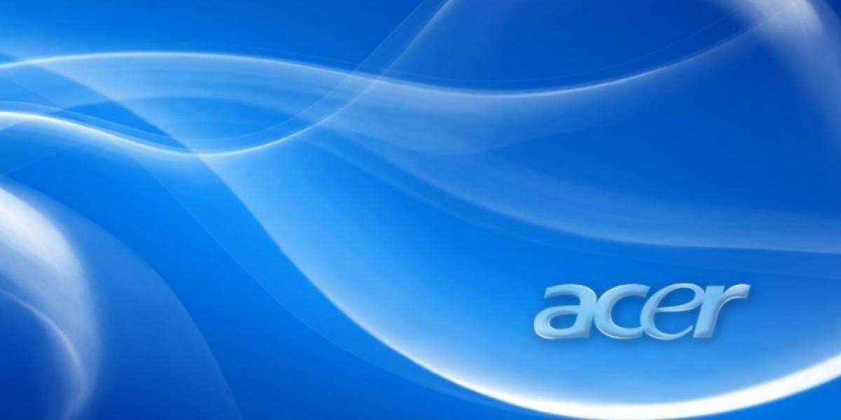 Acer reporta ganancias económicas menores a las esperadas