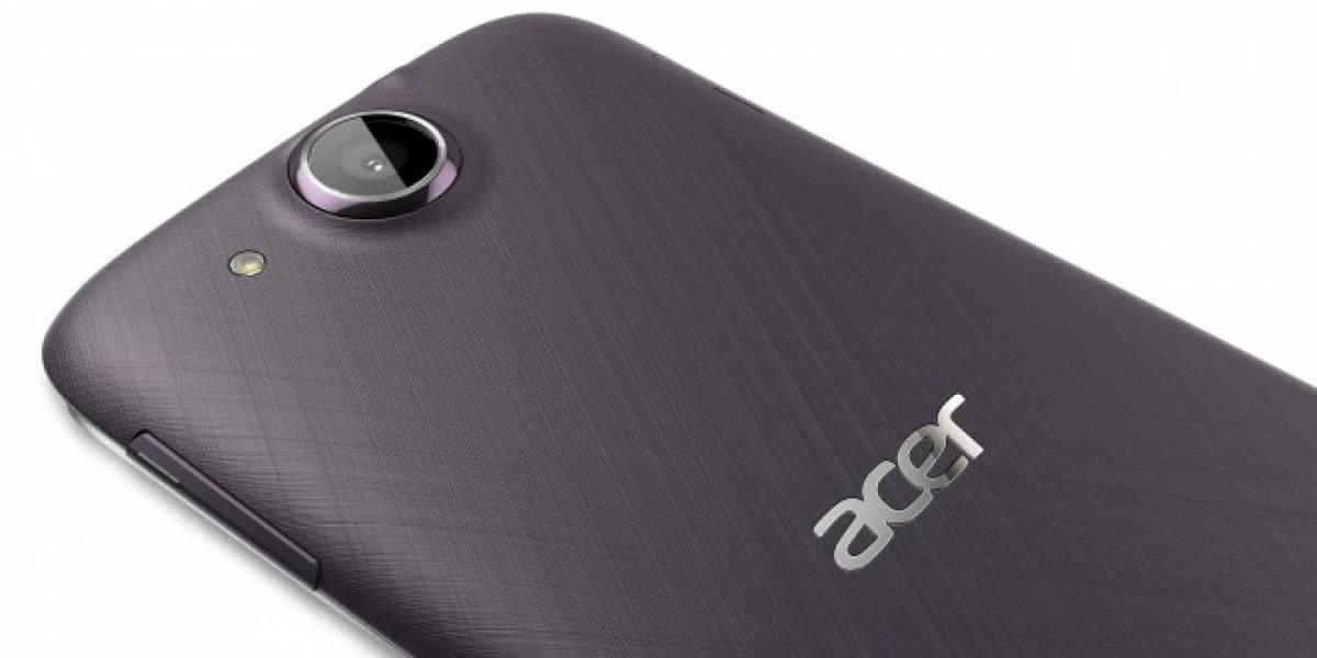 Acer presenta Iconia Talk S, Liquid Z6 y Liquid Z6 Plus en la IFA 2016
