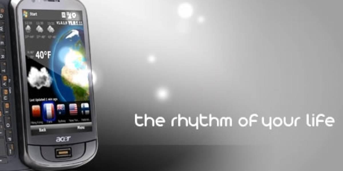 Acer y sus nuevos 4 Smartphones: F900, DX900, M900 y X960
