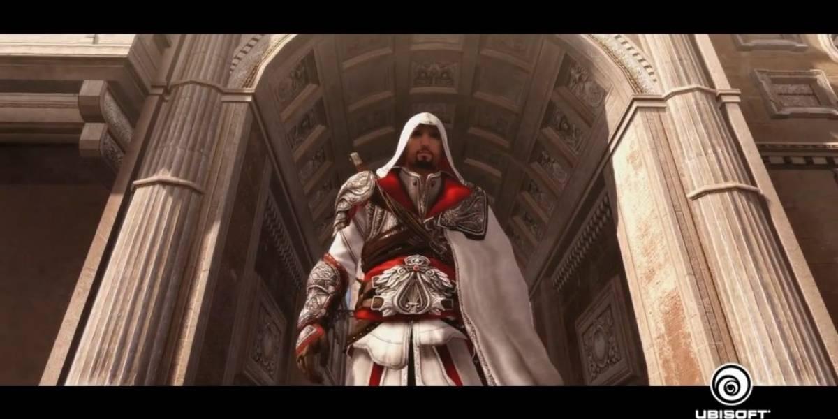 Finalmente se anuncia Assassin's Creed: The Ezio Collection