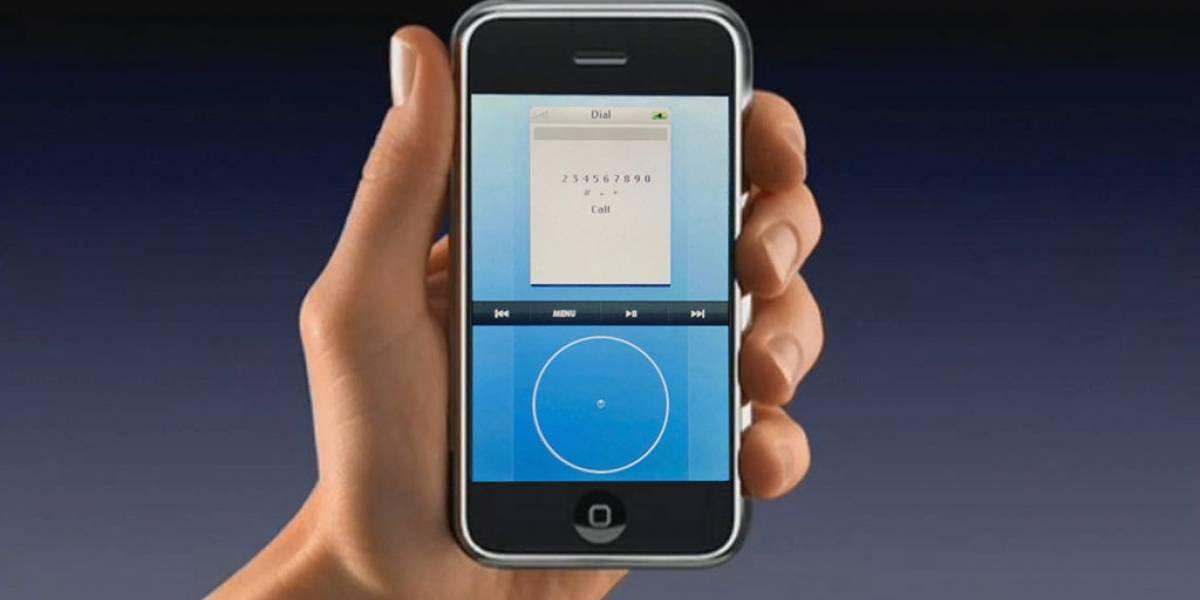 Así pudo ser el sistema operativo del iPhone original