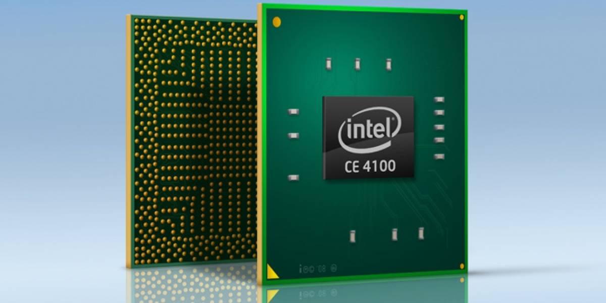 Intel abandona el mercado de la televisión para centrarse en tablets