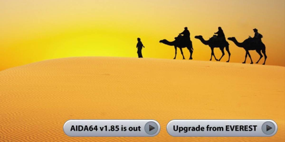 FinalWire lanza AIDA64 1.85