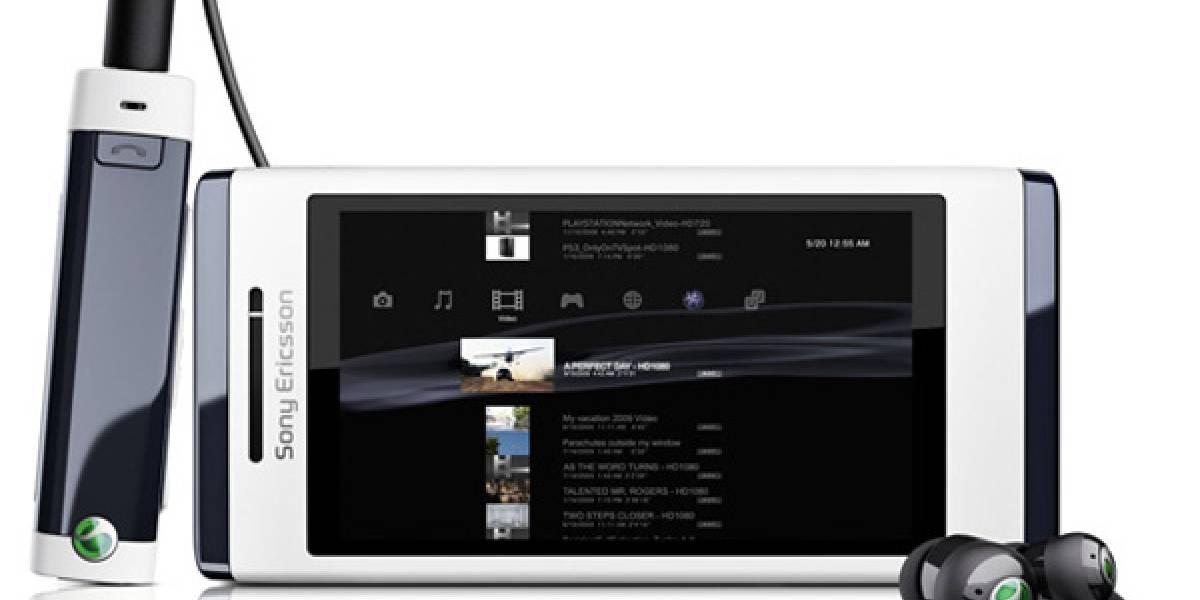 Sony Ericsson AINO se conecta con la PS3