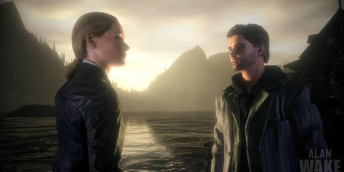 Alan Wake y sus DLC serán retrocompatibles con Xbox One