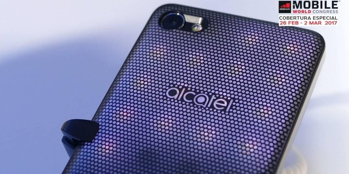 Alcatel A5 LED A Primera Vista, ¿teléfono para millenials? #MWC17