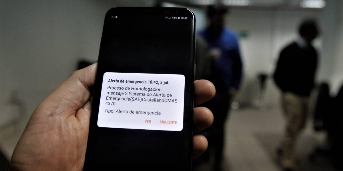 La dura puesta en marcha de la homologación de celulares en Chile