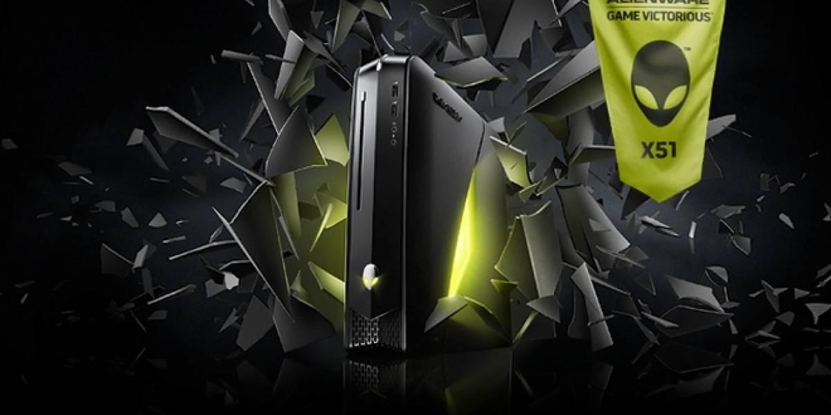 La nueva GTX 660 se suma a la línea X51 de Alienware