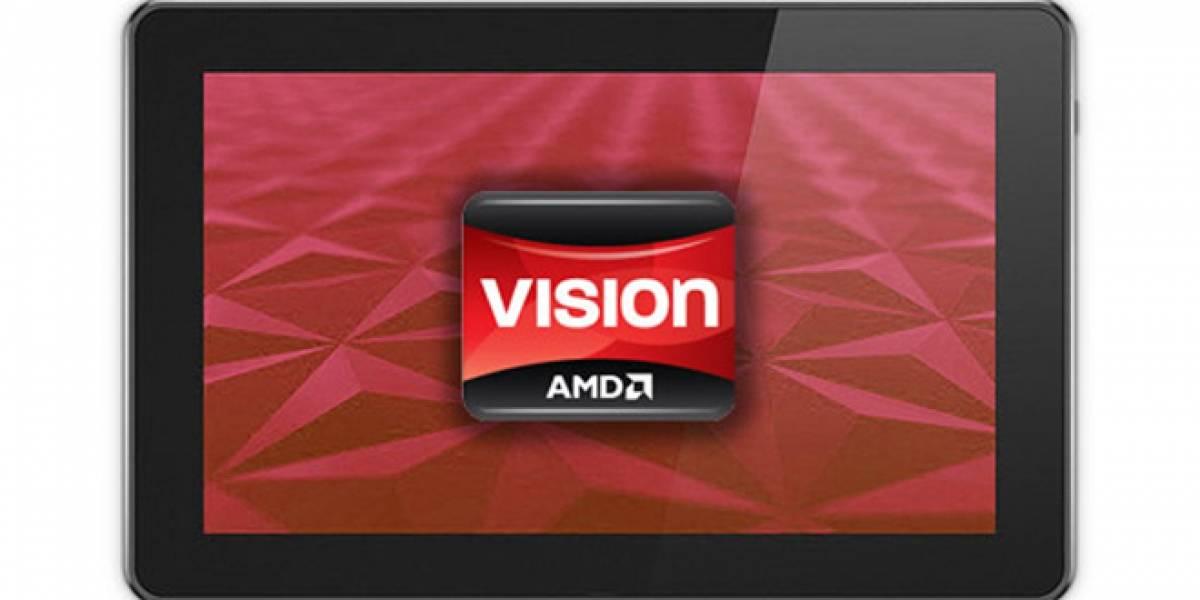 AMD pretende enfocarse en los móviles y alejarse de la competencia con Intel