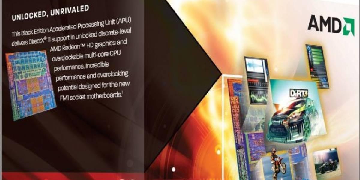 AMD desmiente rumores sobre rebaja de precios para sus APU Llano