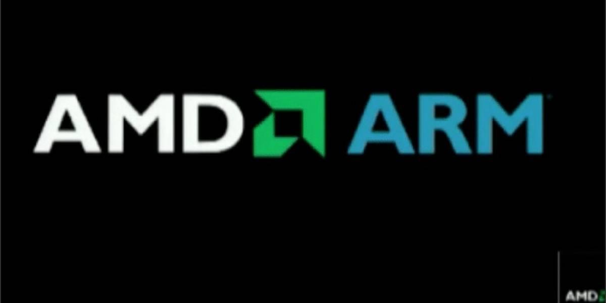 AMD no descarta lanzar SoCs ARM para smartphones y tablets