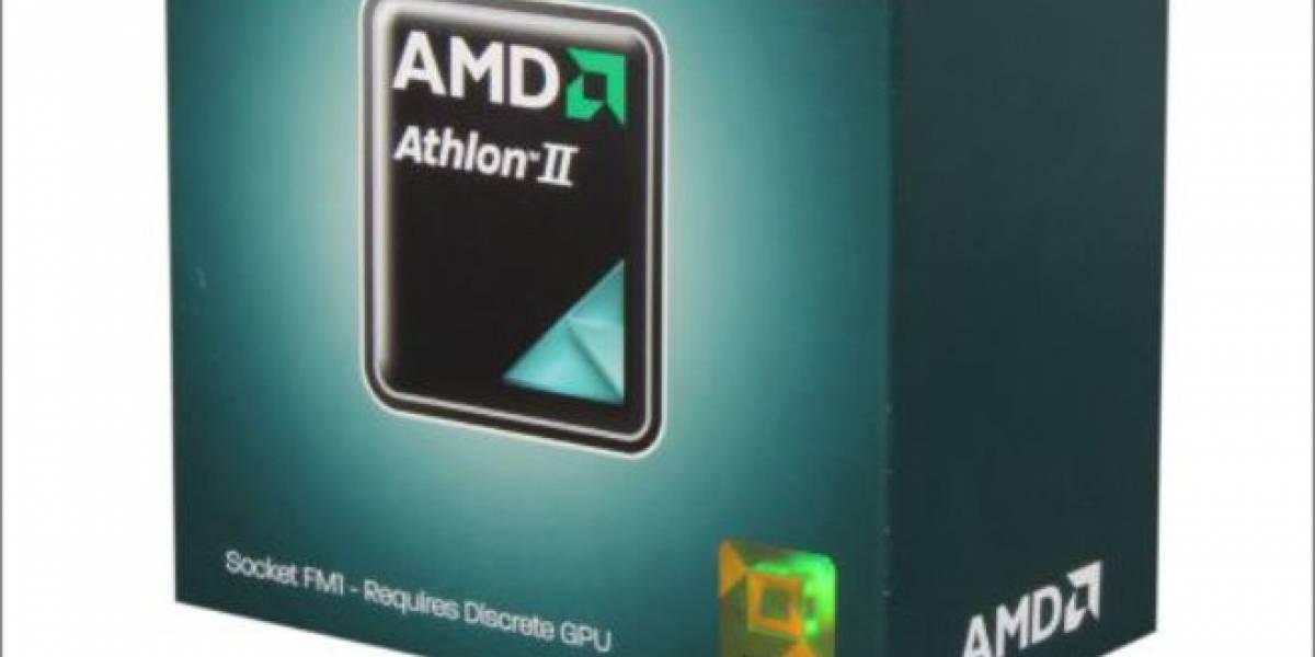 AMD revela su nuevo microprocesador Athlon II X2 280