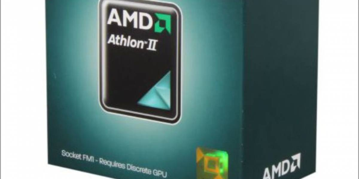 AMD prepara un Athlon II X4 651 socket FM1