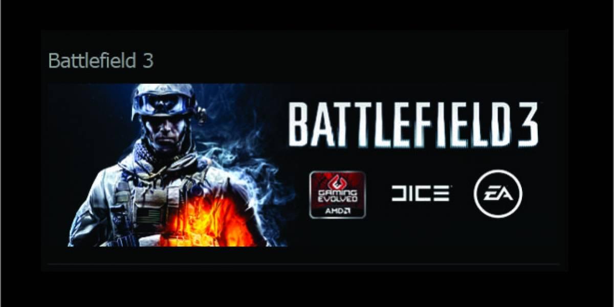 Sapphire se suma a la promoción Battlefield3 en 3 de sus tarjetas de video