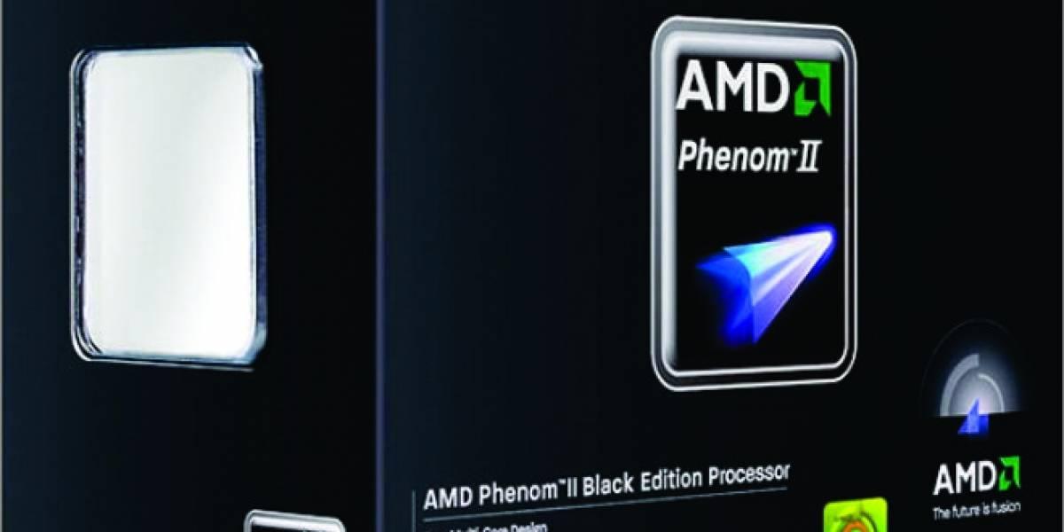 Microprocesadores AMD Athlon II y Phenom II se despiden antes de lo esperado