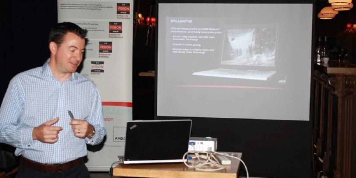 Plataforma AMD para portátiles estará basada únicamente en Fusion