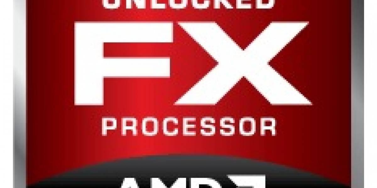 Envios de CPUs AMD FX inician esta semana