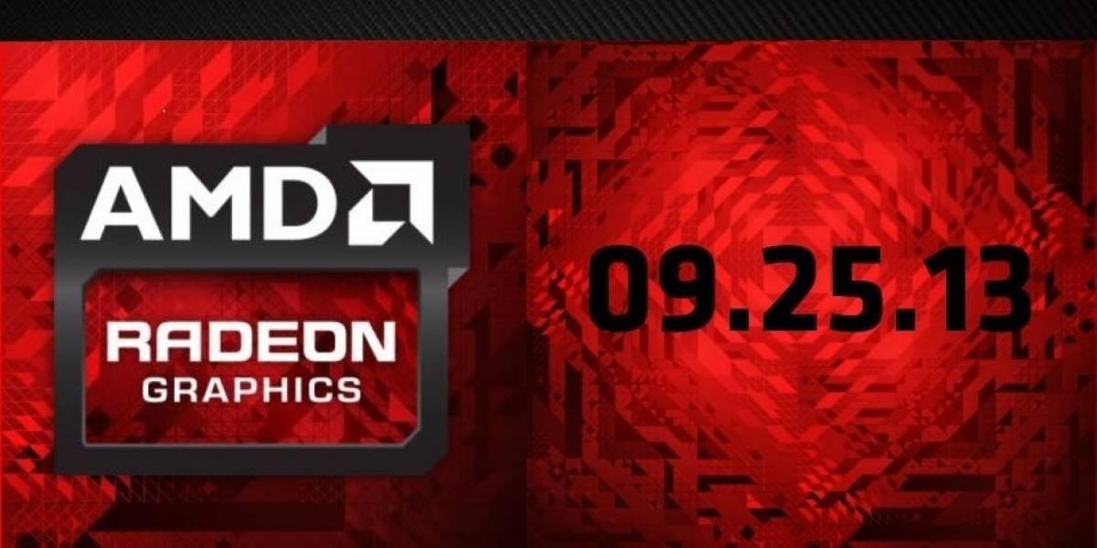 AMD presentará su GPU Hawaii este 25 de septiembre durante el evento GPU '14 Tech Day
