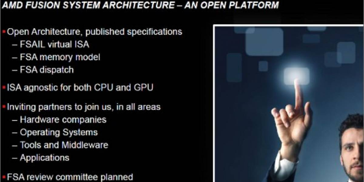 AMD Heterogeneous Systems Architecture: FSA evoluciona