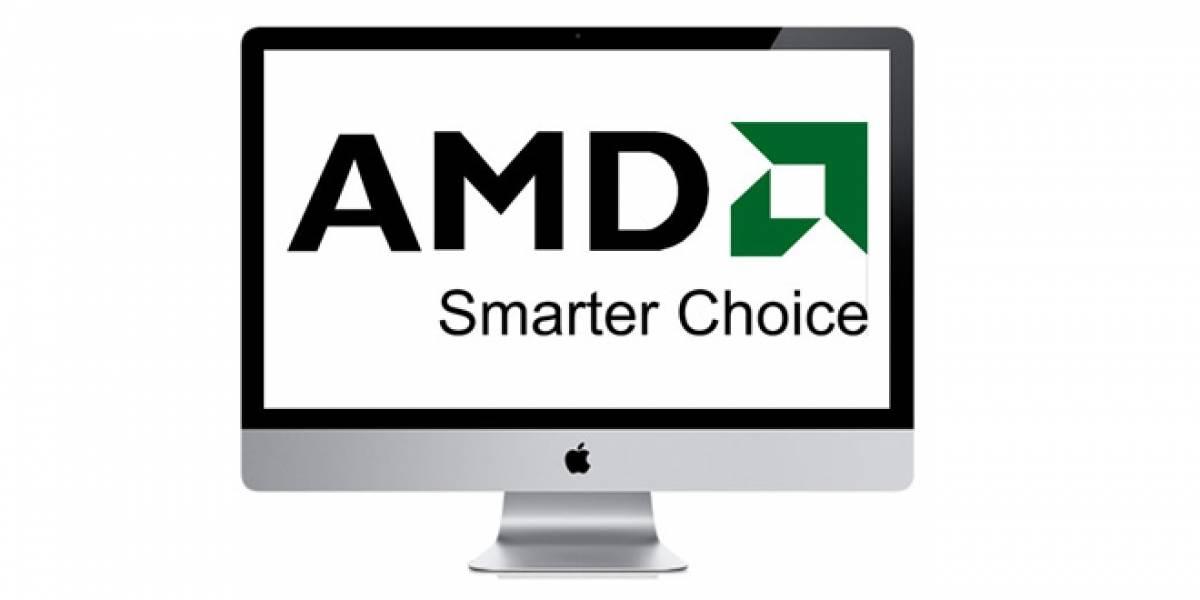 Futurología: Apple podría cambiar Intel por AMD