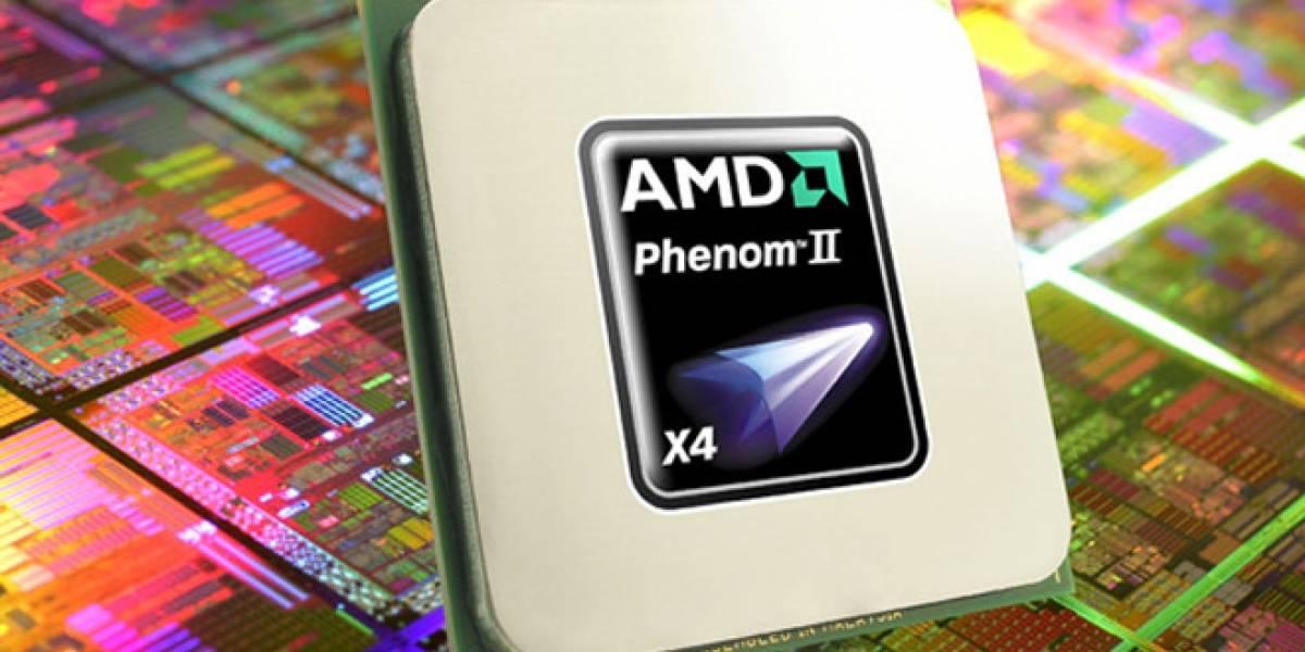 Más indicios sobre un eventual Phenom II X8 de AMD