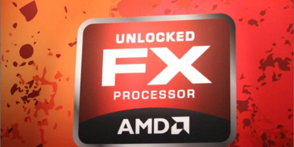 AMD prepara más microprocesadores AMD FX