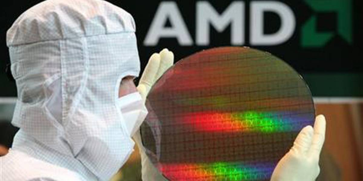 AMD rebaja sus expectativas de ventas para estos tres meses: de verde a rojo
