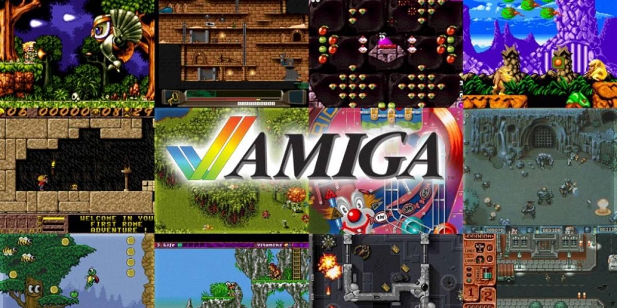 Internet Archive agrega miles de juegos de Amiga