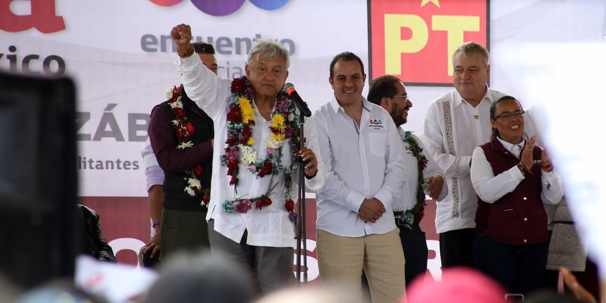 Lo único malo de AMLO es que le va a los Pumas: Cuauhtémoc Blanco