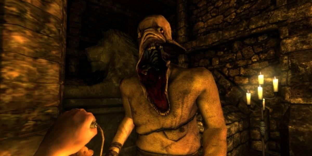 Amnesia: The Dark Descent llegará a la PS4 en noviembre