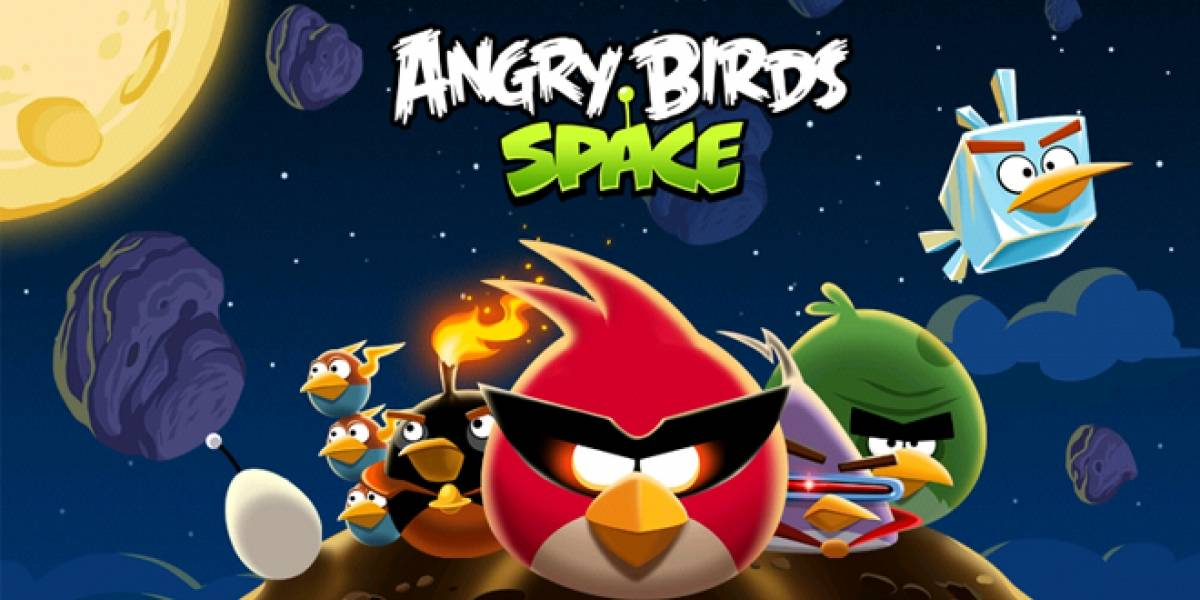 Angry Birds Space [W Labs]