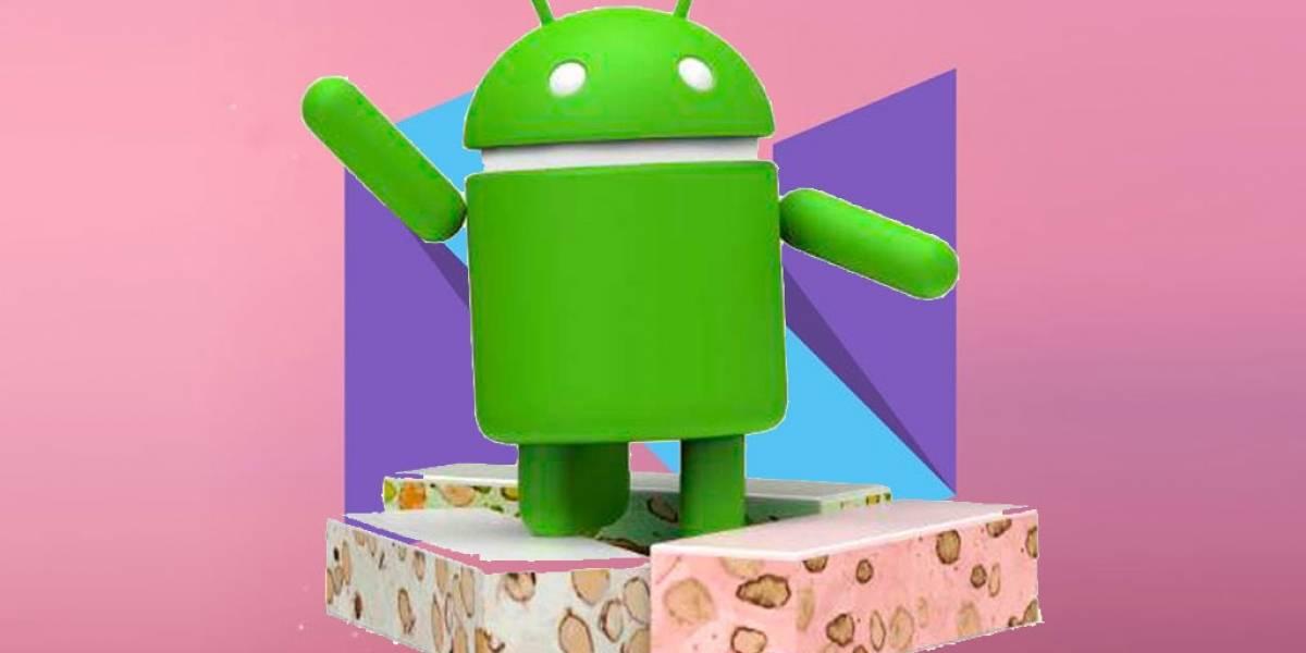Samsung al fin libera Android 7.0 Nougat para el Galaxy S6