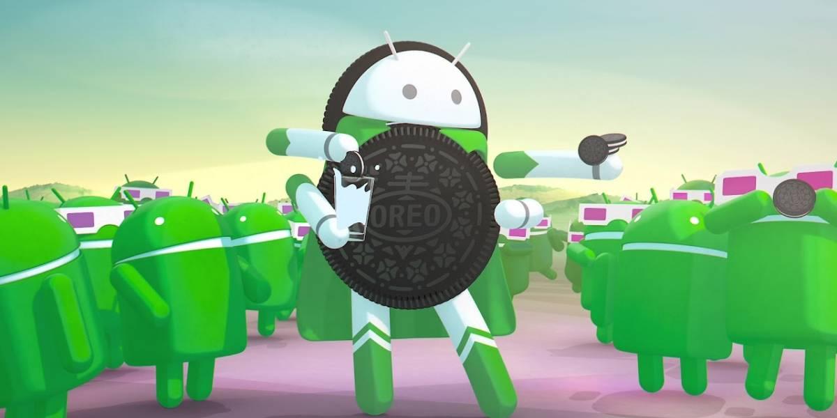 Android 8.1 Oreo introduce sombras de color basadas en el fondo de pantalla