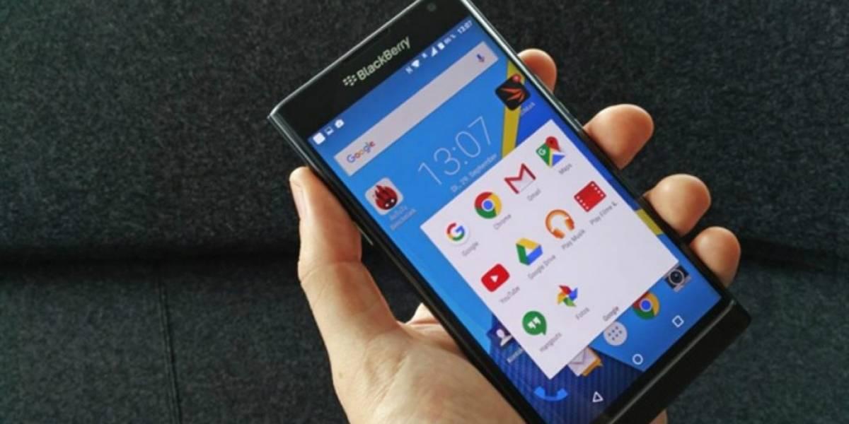 Instala las apps de BlackBerry fácilmente con esta aplicación