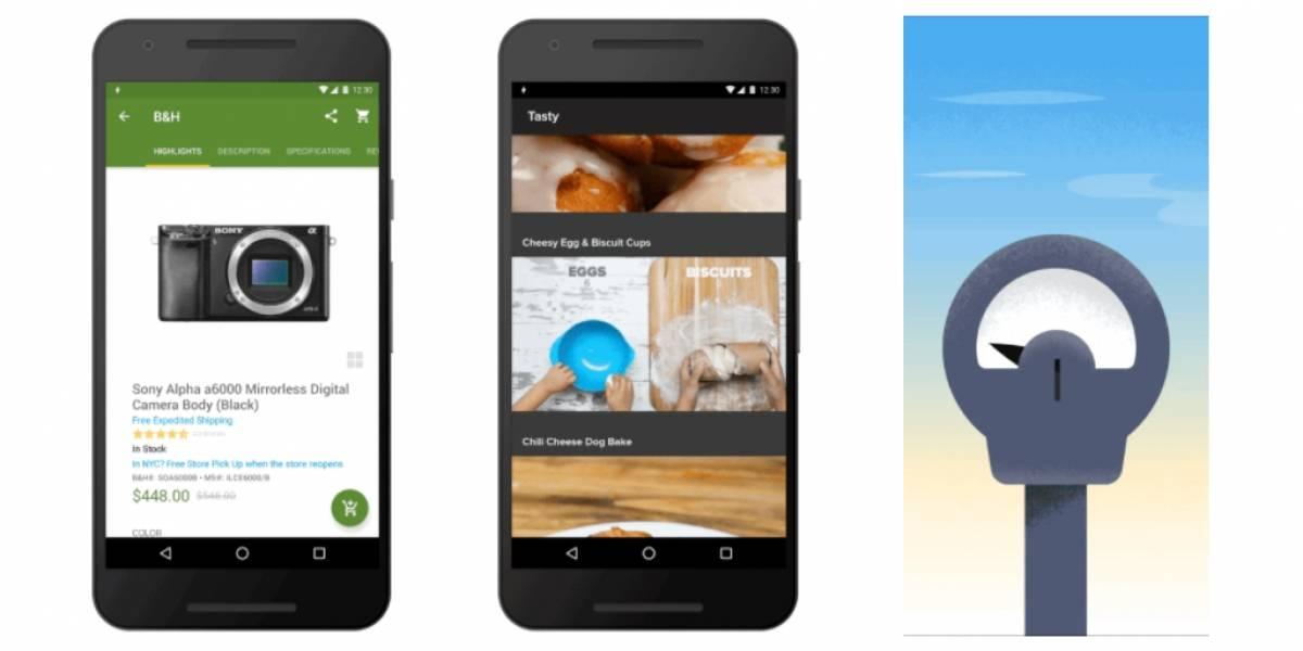Estas son las Instant Apps que existen al momento